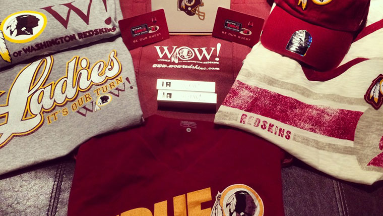 Redskins #Win