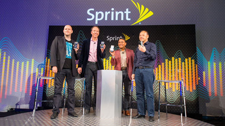 Sprint Yankee event