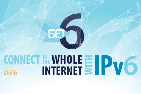 Connect to the Whole Internet with IPv6