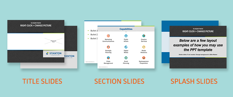how to use two content layout in powerpoint