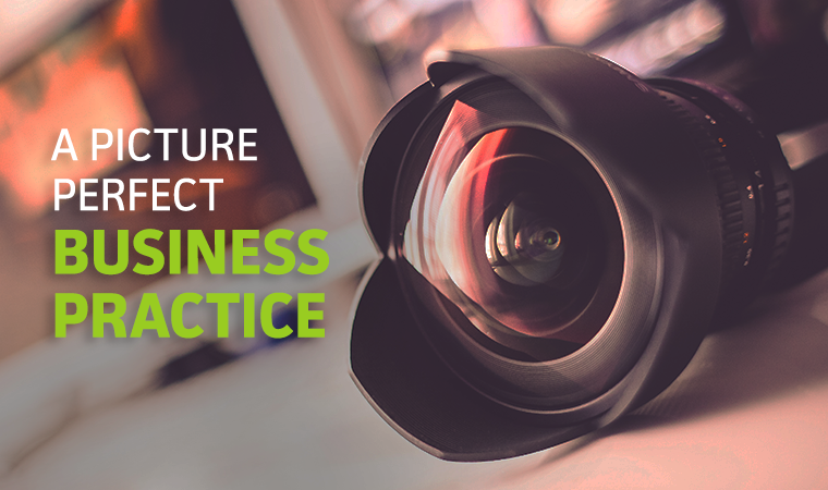 A Picture Perfect Business Practice