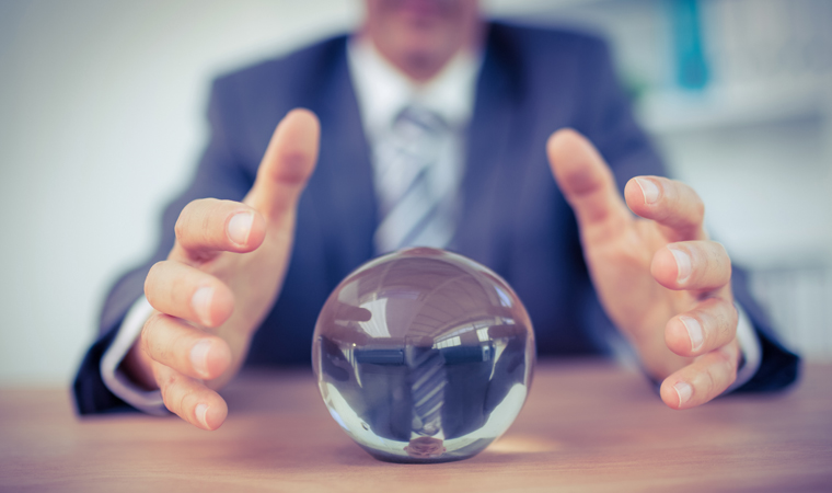 Crystal Ball. Predictions for 2016