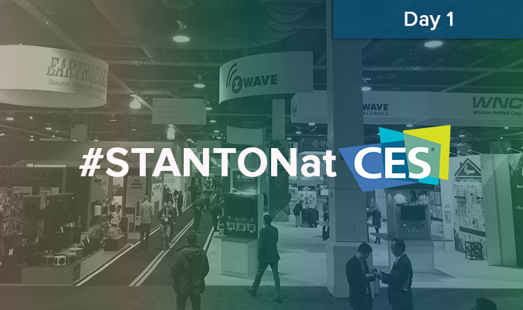 Stanton Communications is at CES 2016