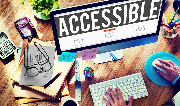 Accessible website design