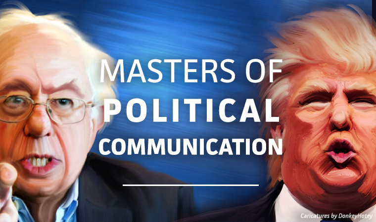 Masters of Political Communication