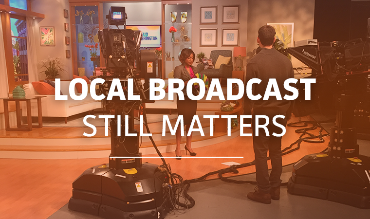 Local Broadcast Still Matters