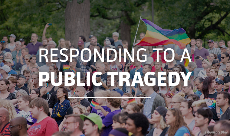 Responding to a Public Tragedy: Orlando Shootings