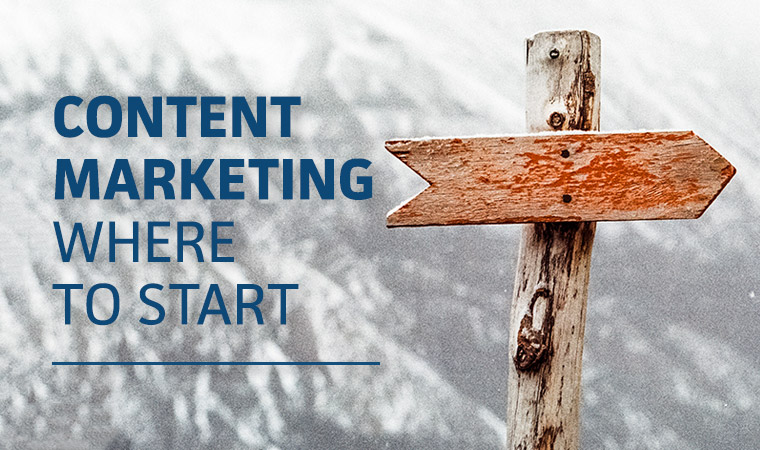 Content Marketing: Where to Start