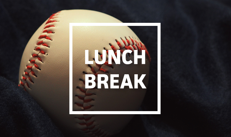 Lunch Break April 4