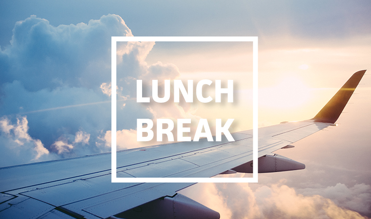 Lunch Break: April 11