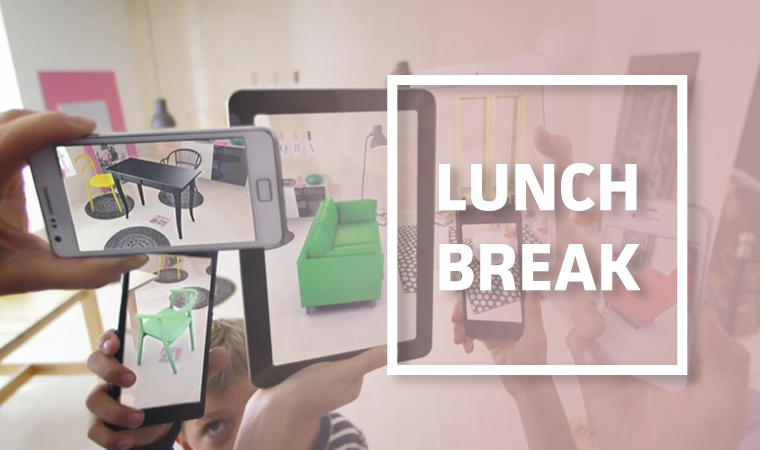 Lunch Break: April 25