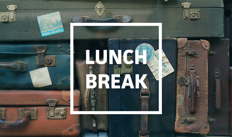 Lunch Break: May 23