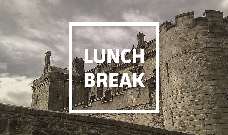 Lunch Break: June 27