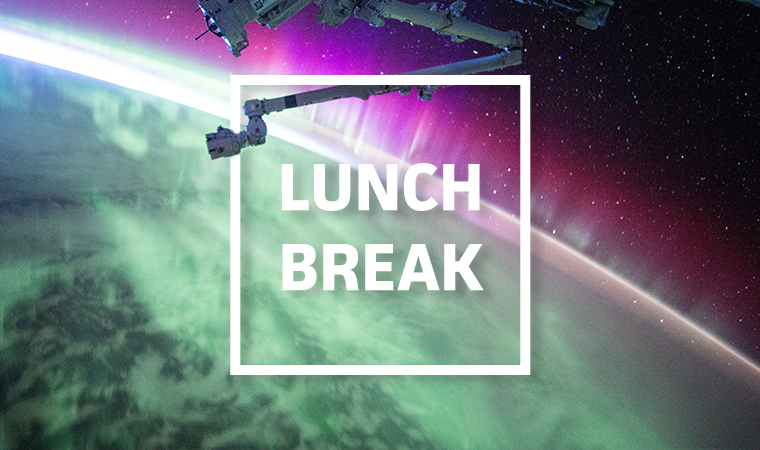 Lunch Break: June 20