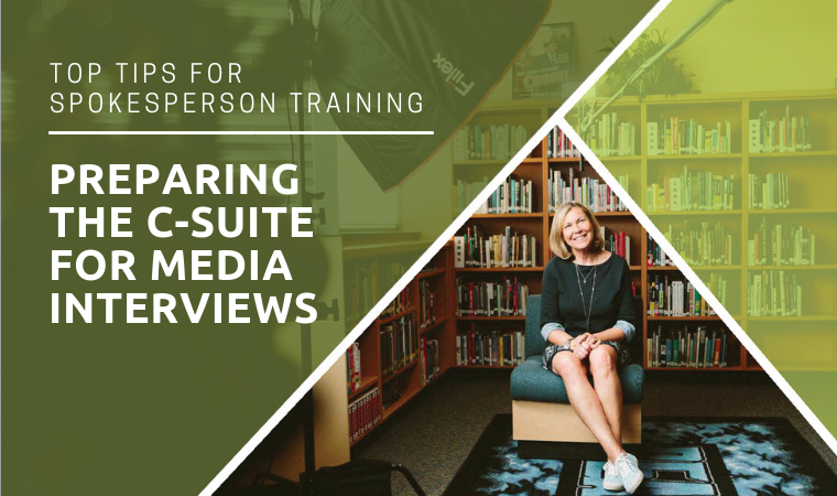 Spokesperson Training Tips